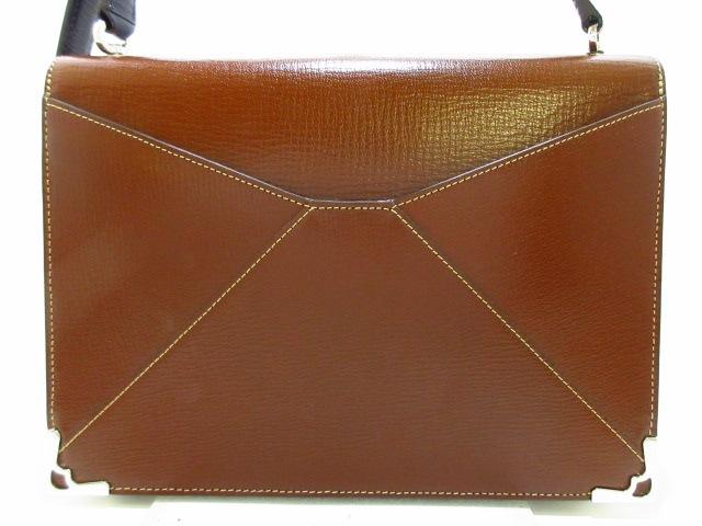 Cartier(カルティエ)のマルチェロ ドゥ カルティエ エンベロップバッグ