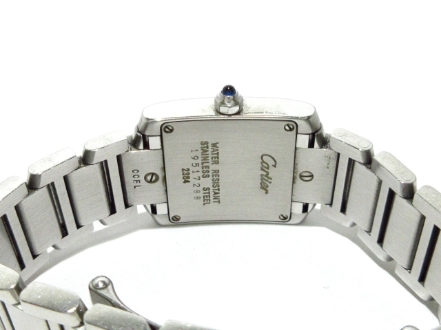 Cartier(カルティエ)のタンクフランセーズSM