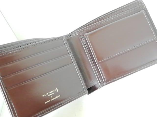 MACKINTOSH(マッキントッシュ)の2つ折り財布