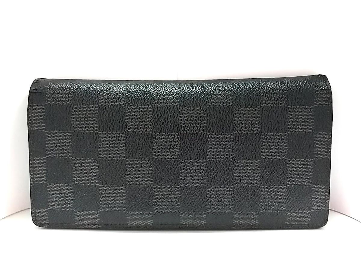 LOUIS VUITTON 長財布 ポルトフォイユ・ブラザ N62665