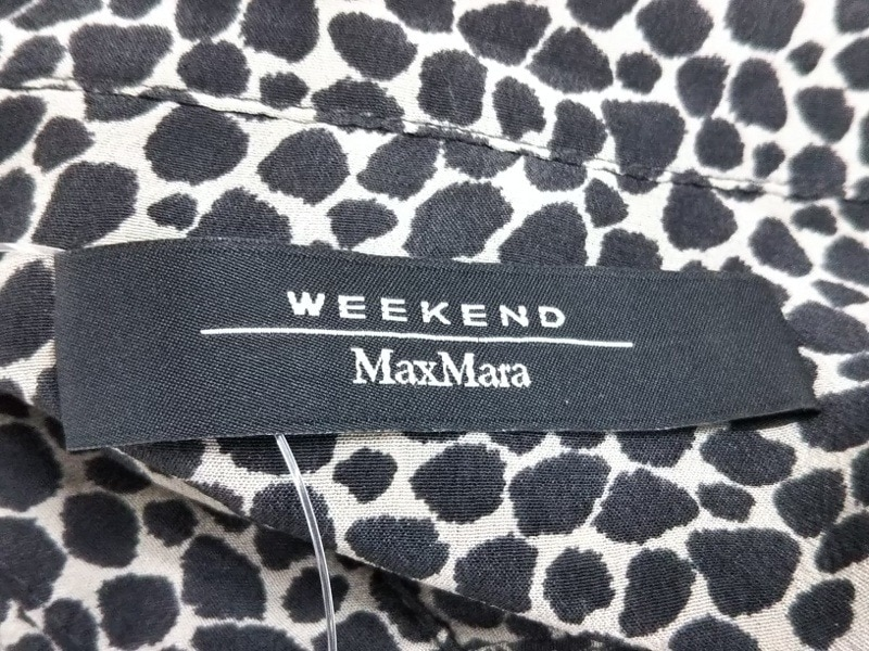 Max MaraWEEKEND(マックスマーラウィークエンド)のシャツブラウス