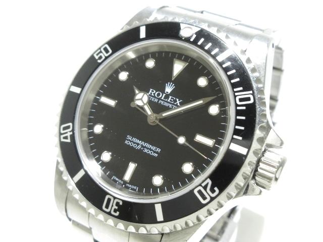 ROLEX 腕時計 サブマリーナ /14060M
