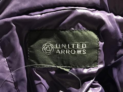 UNITED ARROWS(ユナイテッドアローズ)のダウンジャケット