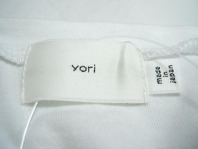 yori(ヨリ)のカットソー