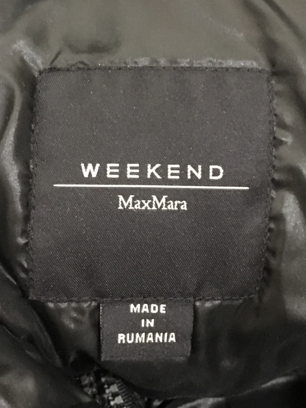 Max MaraWEEKEND(マックスマーラウィークエンド)のダウンコート