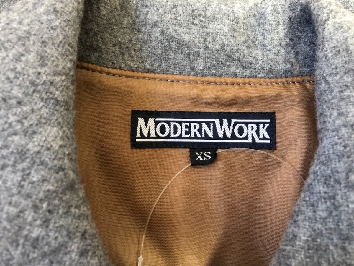 MODERN WORK(モダンワーク)のブルゾン