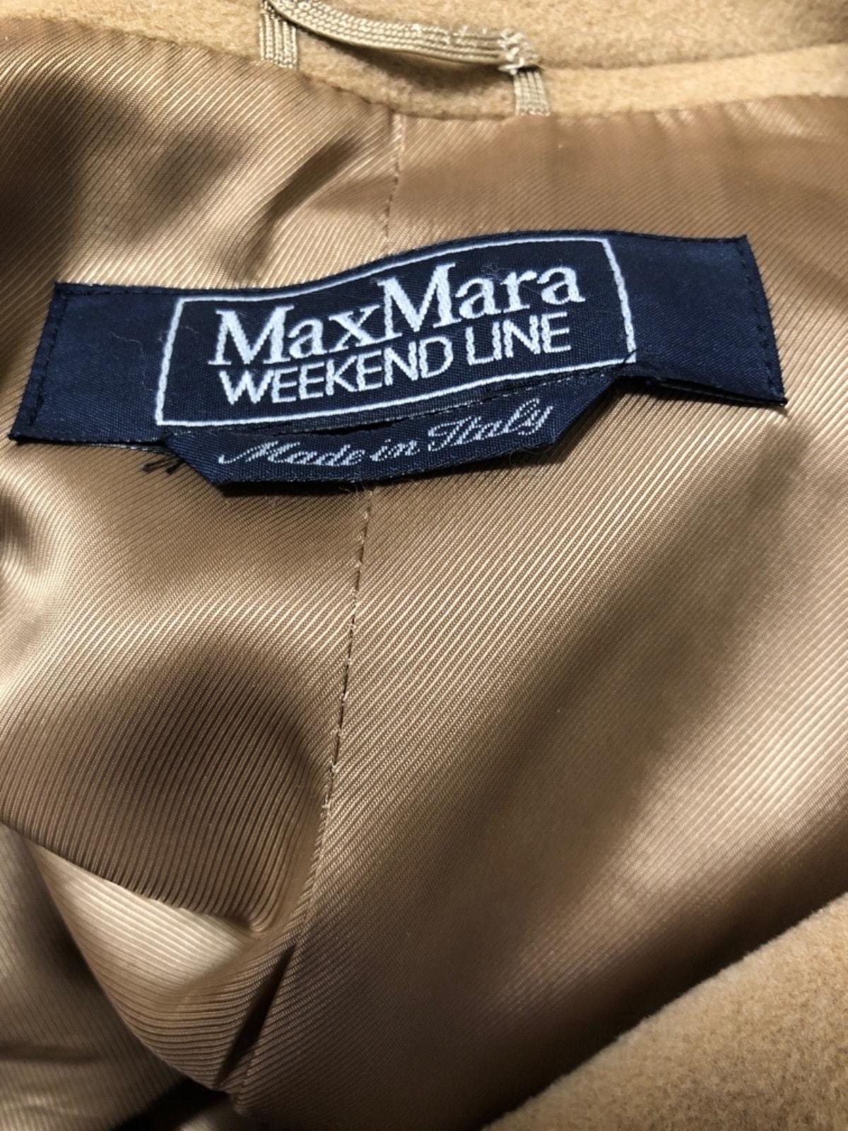 Max MaraWEEKEND(マックスマーラウィークエンド)のコート