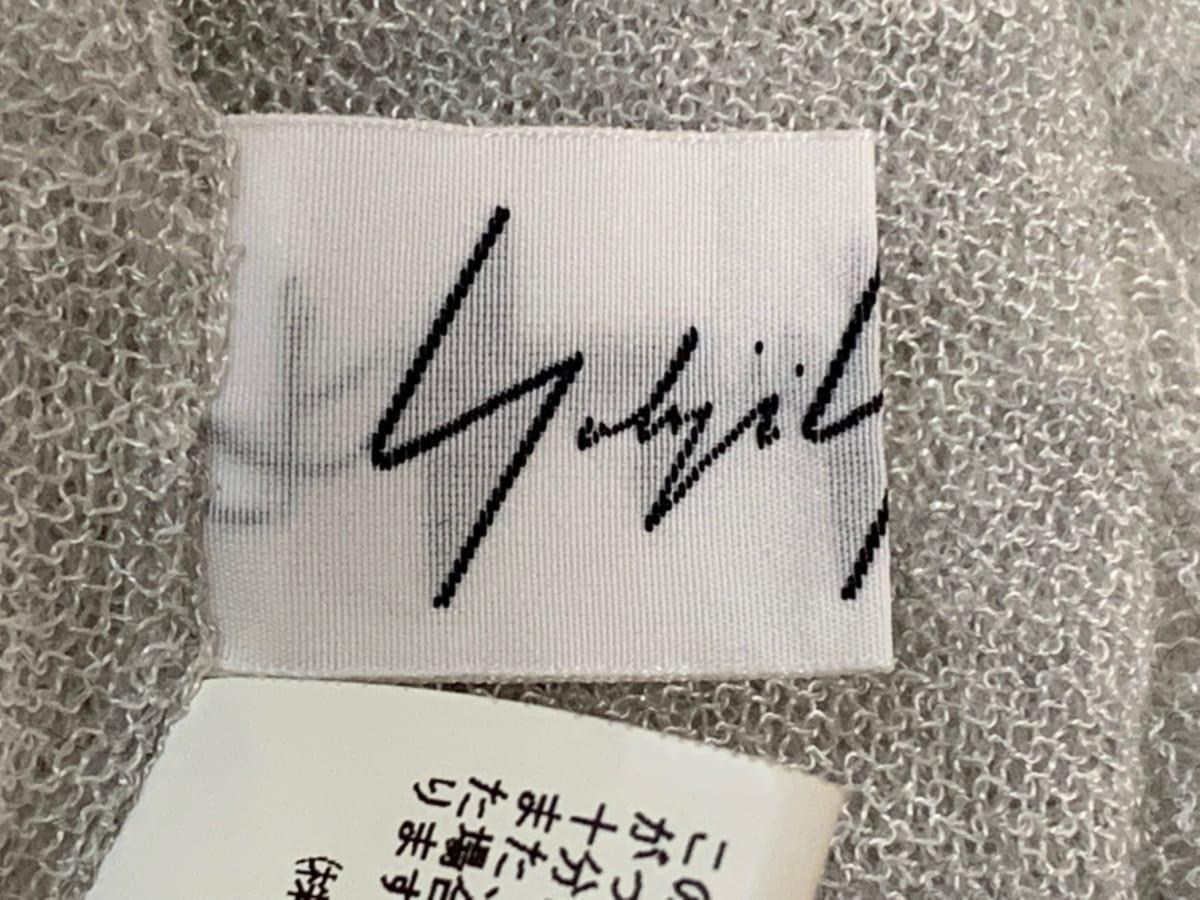 yohjiyamamoto(ヨウジヤマモト)のカーディガン