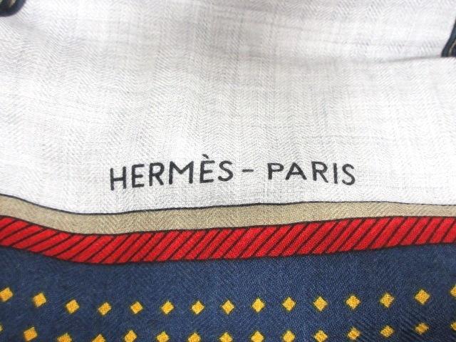 HERMES(エルメス)のショールカレ140