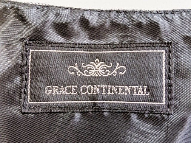 GRACE CONTINENTAL(グレースコンチネンタル)のカーディガン
