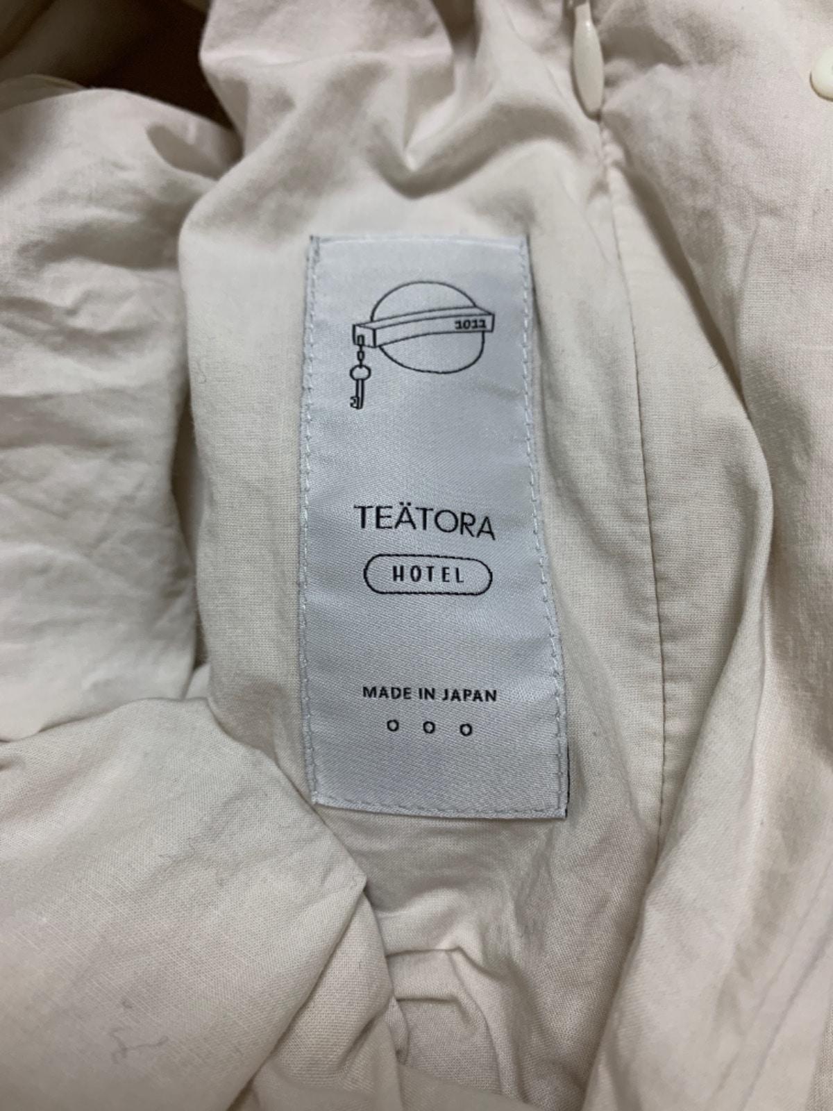 TEATORA(テアトラ)のシャツ