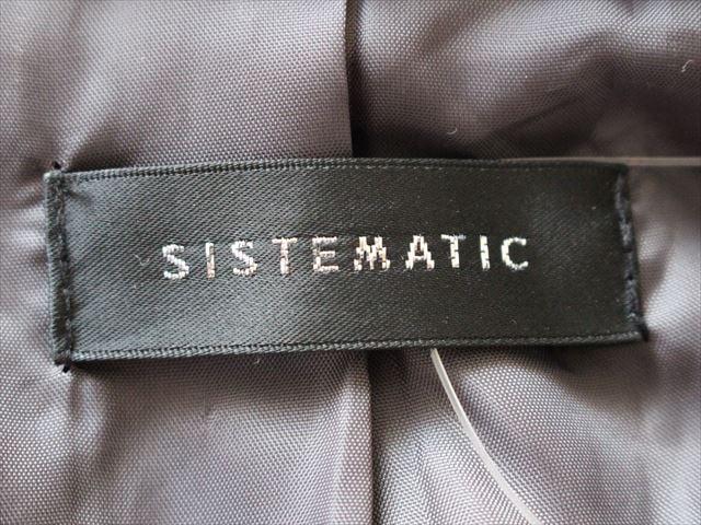 sistematic(システマティック)のポンチョ