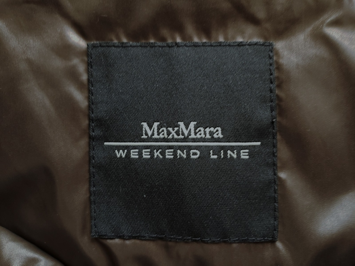 Max MaraWEEKEND(マックスマーラウィークエンド)のダウンジャケット