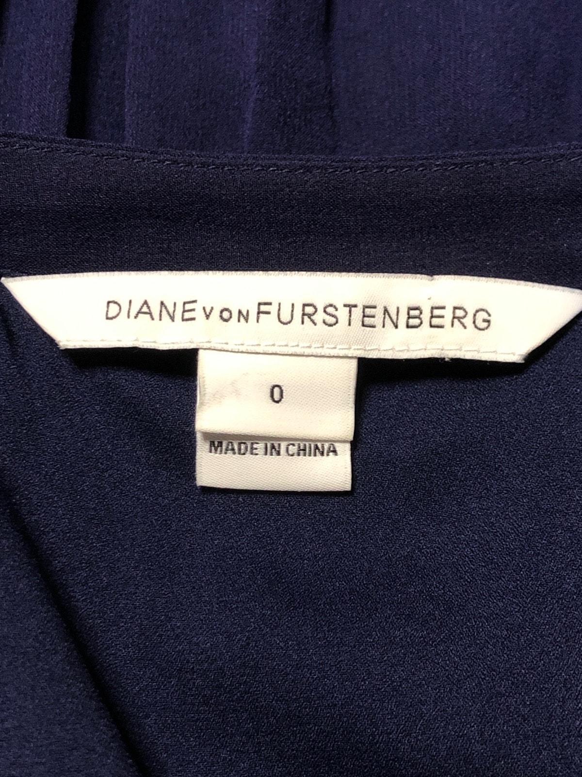 DIANE VON FURSTENBERG(DVF)(ダイアン・フォン・ファステンバーグ)のチュニック