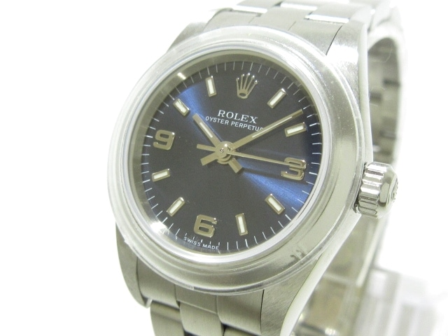 ROLEX 腕時計 オイスターパーペチュアル /76080
