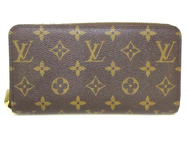 on sale 85386 015ab ルイヴィトン 長財布 モノグラム ジッピー・ウォレット M60017