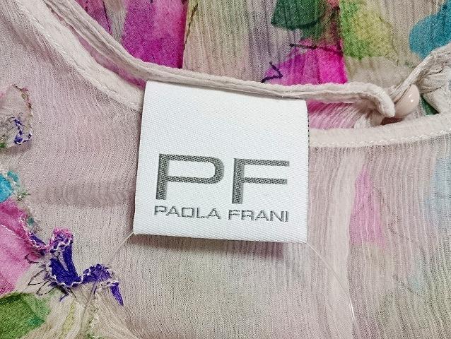 PAOLA FRANI(パオラ フラーニ)のカットソー