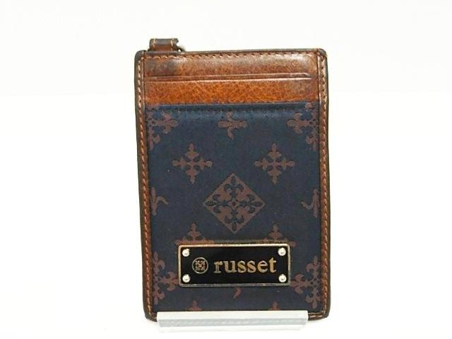 russet(ラシット)のパスケース