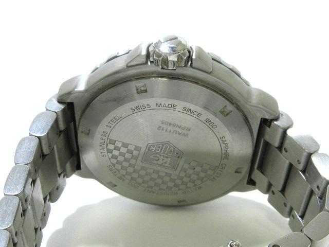 TAG Heuer(タグホイヤー)のフォーミュラ1 グランドデイト