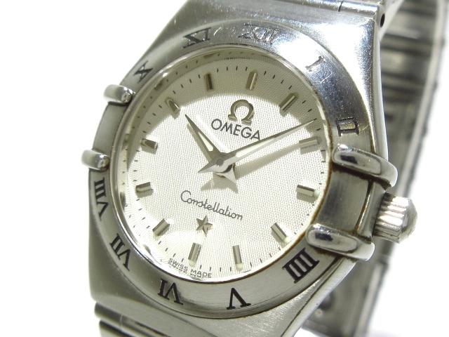 new product 2dfc2 241bb OMEGA(オメガ) 腕時計 コンステレーション - レディース シルバー