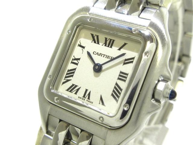 腕時計/パンテールSM/W25033P5/※箱・ケース・保証書付き