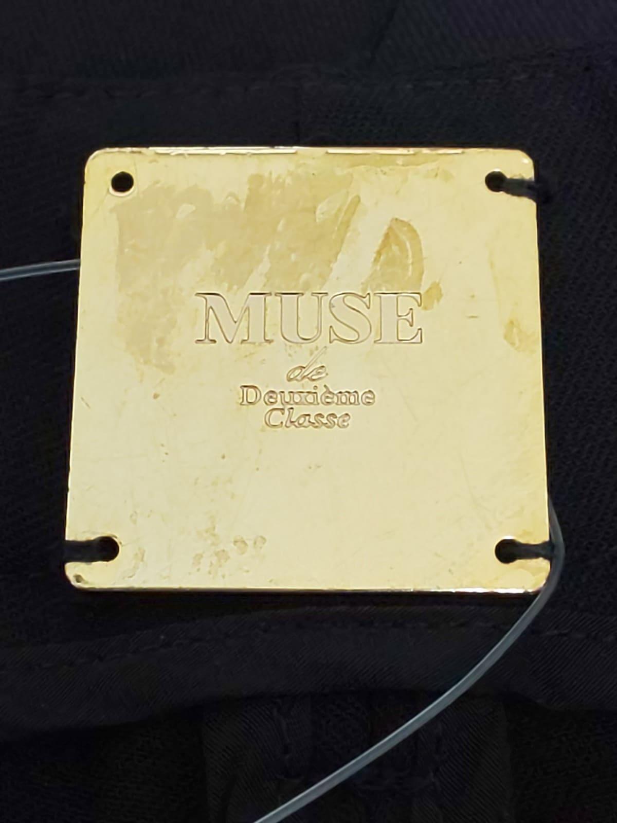 MUSE de DEUXIEME CLASSE(ミューズデドゥーズィエムクラス)のパンツ