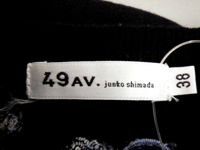 49av.Junko Shimada(49アベニュージュンコシマダ)のカットソー