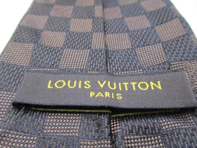 LOUIS VUITTON(ルイヴィトン)のクラヴァット・ダミエ・クラシック