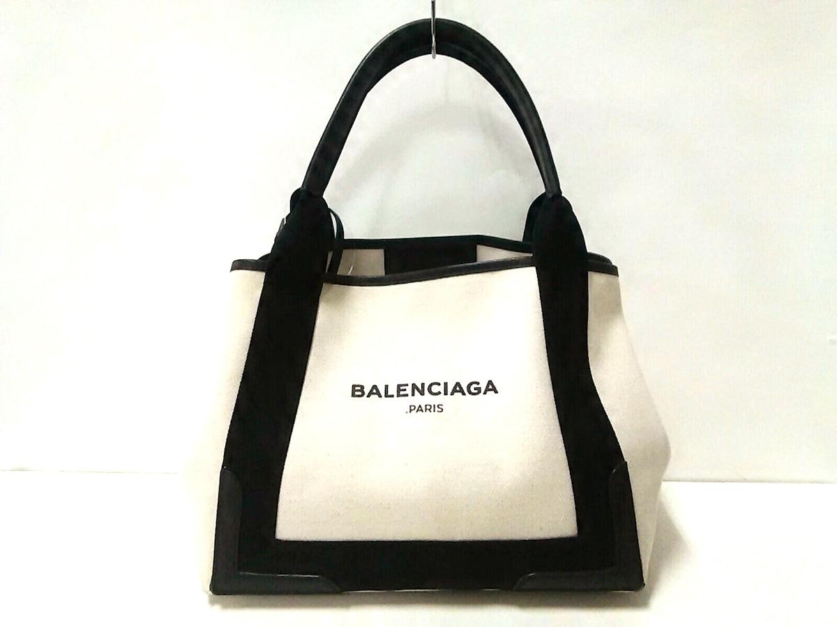 BALENCIAGA(バレンシアガ)のネイビーカバS