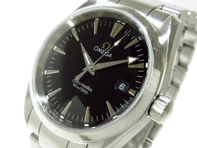 腕時計/シーマスター150 アクアテラ / 2518.50