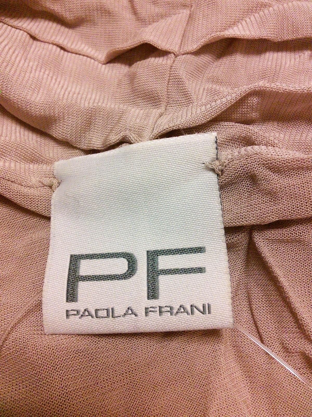 PAOLA FRANI(パオラ フラーニ)のカーディガン