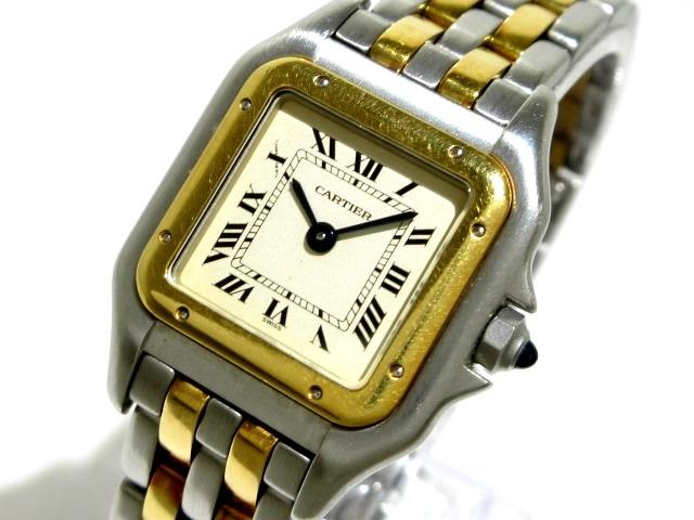 Cartier 腕時計 パンテールSM W25029B6