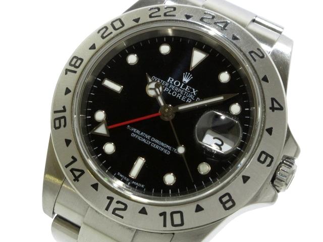 ROLEX 腕時計 エクスプローラー2 /16570