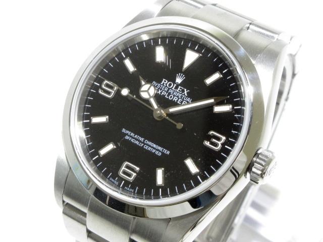 ROLEX 腕時計 エクスプローラー1 114270