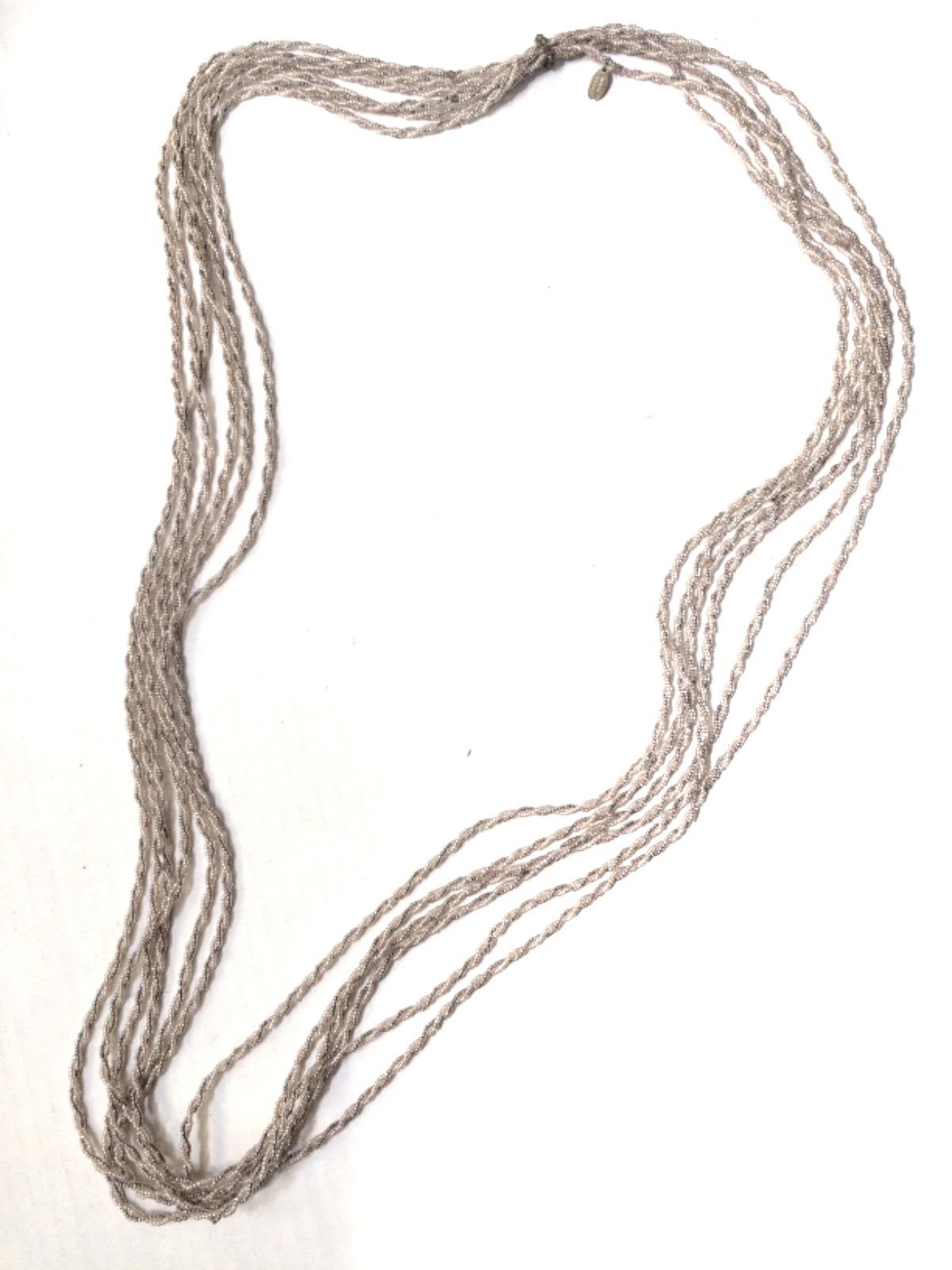 maria calderara(マリアカルデラーラ)のネックレス