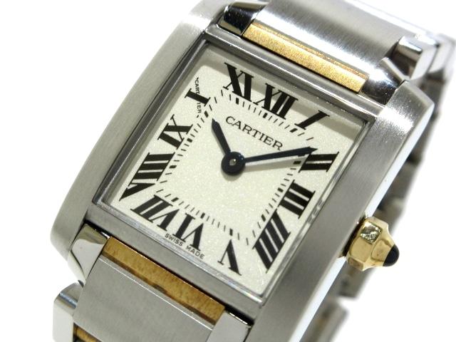 腕時計/タンクフランセーズSM/W51007Q4