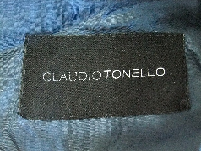 CLAUDIO TONELLO(クラウディオ トネッロ)のジャケット