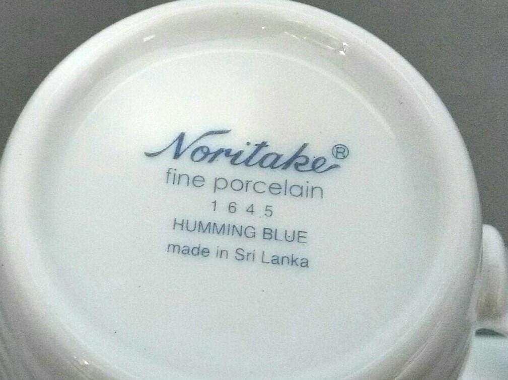 Noritake(ノリタケ)のハミングブルー