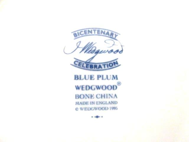 WEDG WOOD(ウェッジウッド)のBLUE PLUM