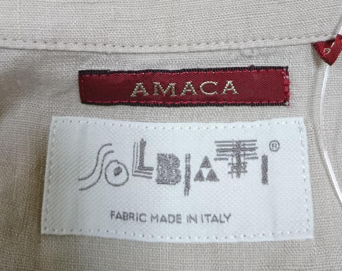 AMACA(アマカ)のシャツブラウス
