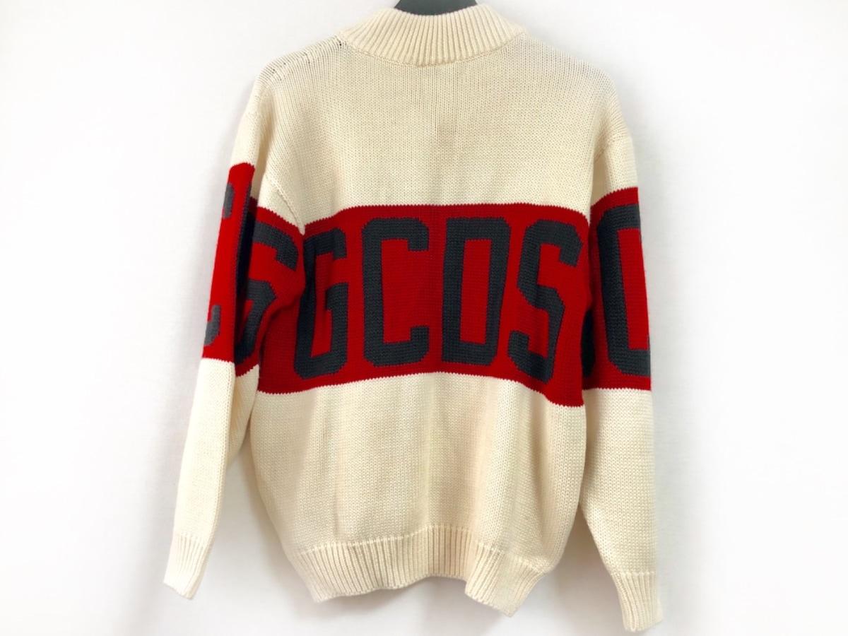 GCDS(ジーシーディーエス)のセーター