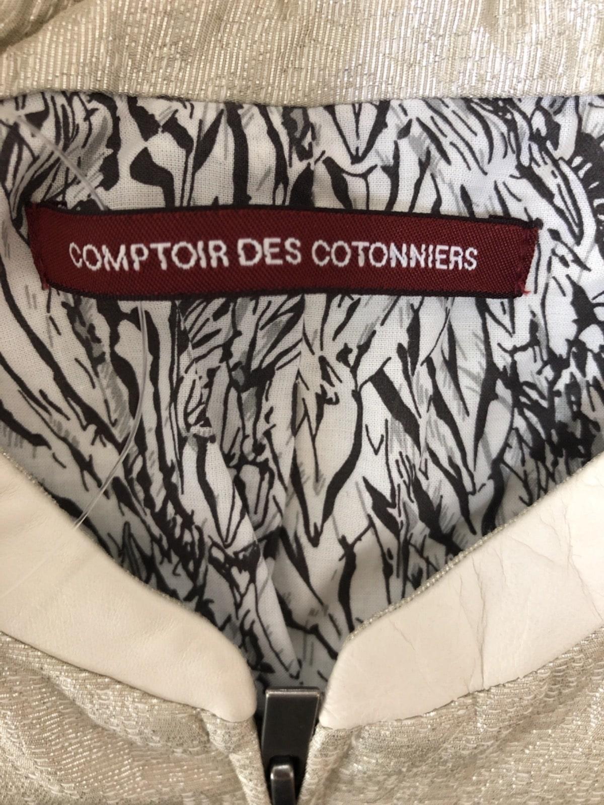 COMPTOIR DES COTONNIERS(コントワーデコトニエ)のブルゾン