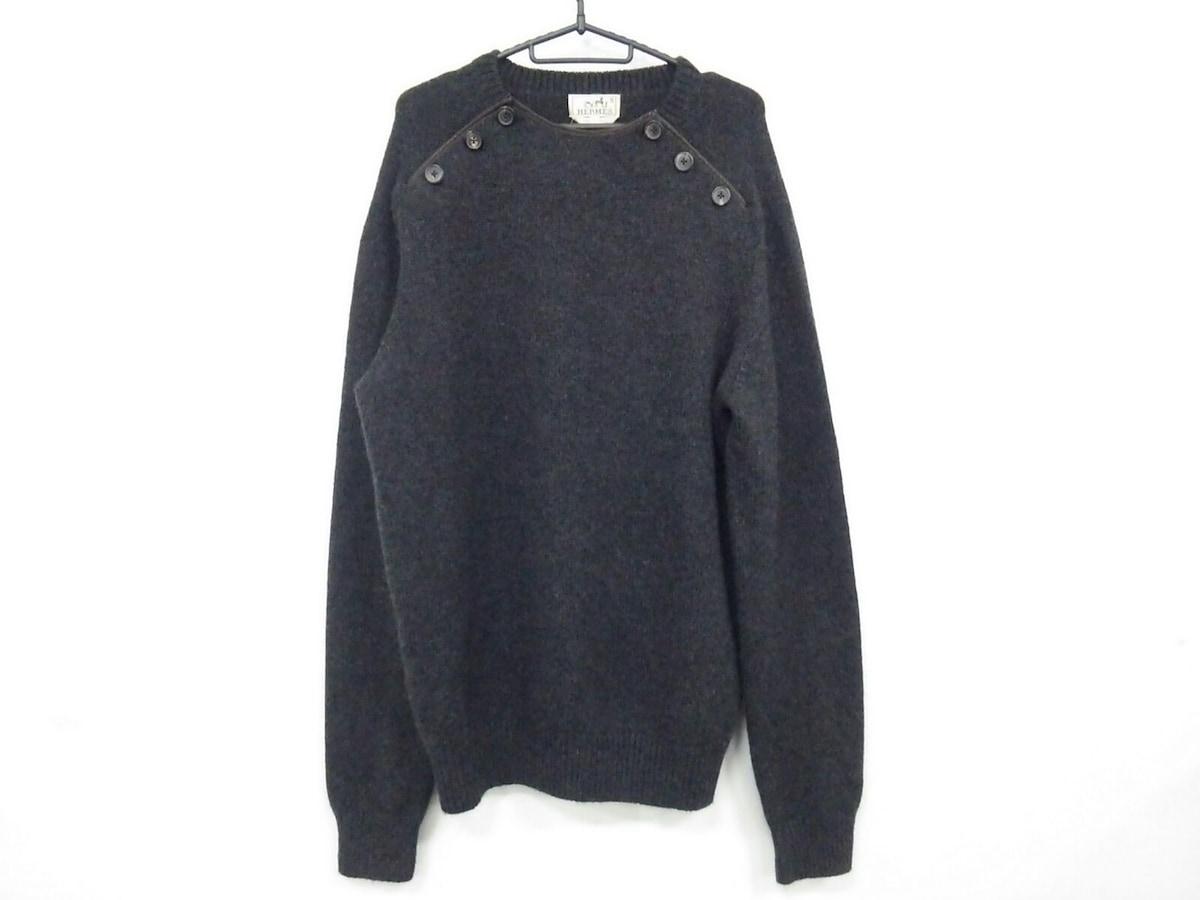 HERMES セーター
