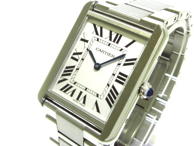 Cartier(カルティエ)のタンクソロLM