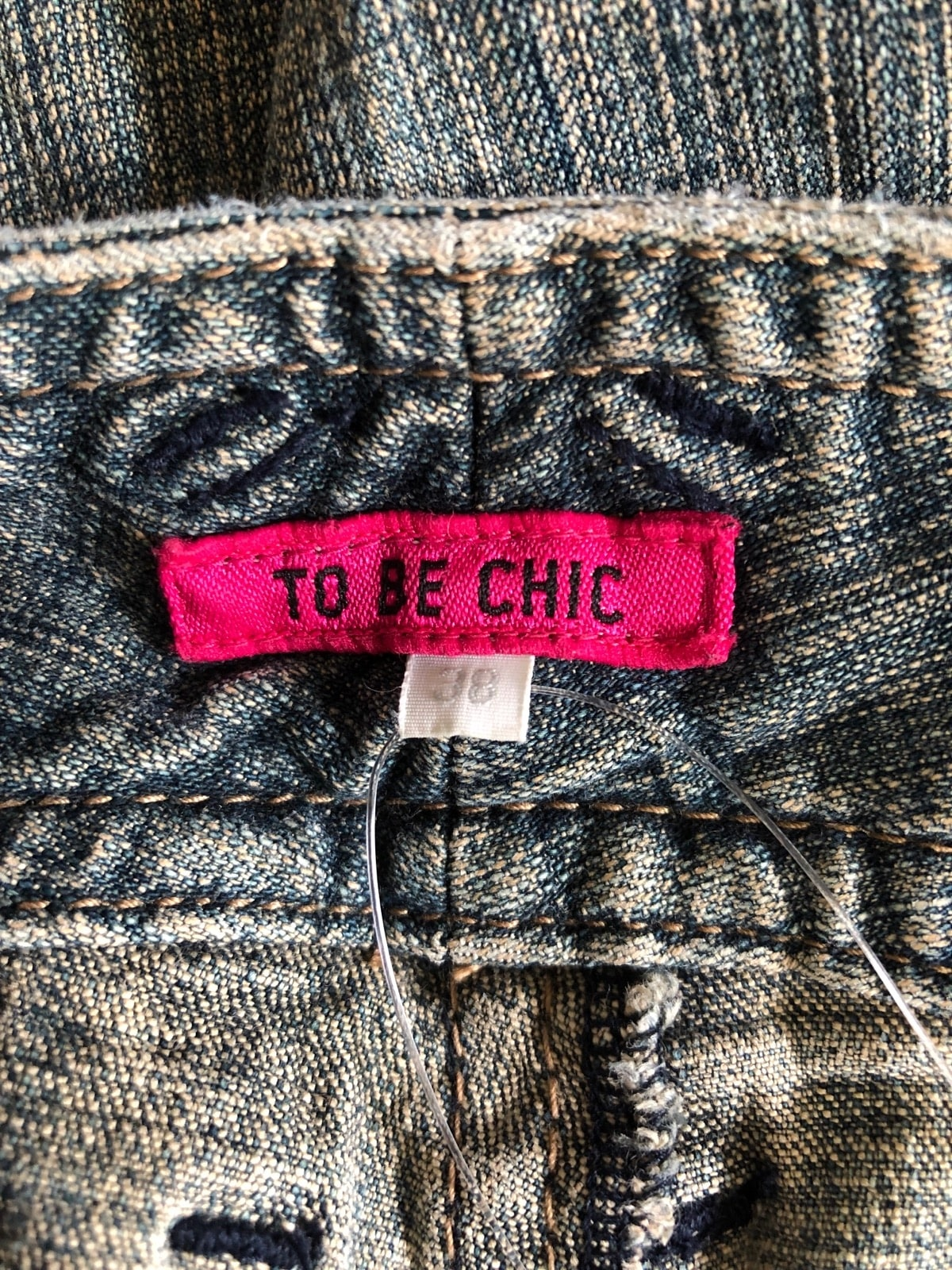 TO BE CHIC(トゥービーシック)のジーンズ