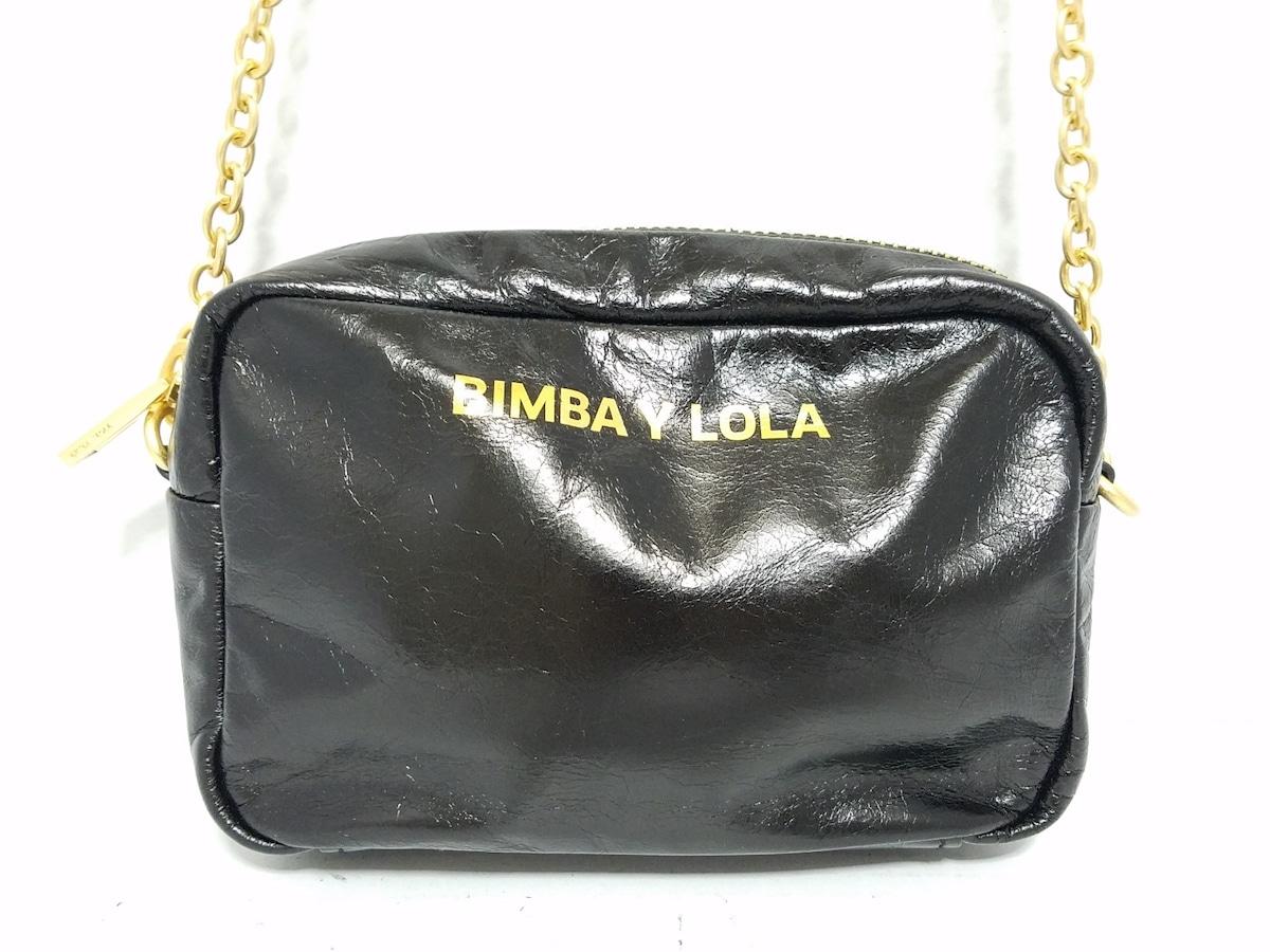 BIMBA Y LOLA(ビンバイローラ)のショルダーバッグ