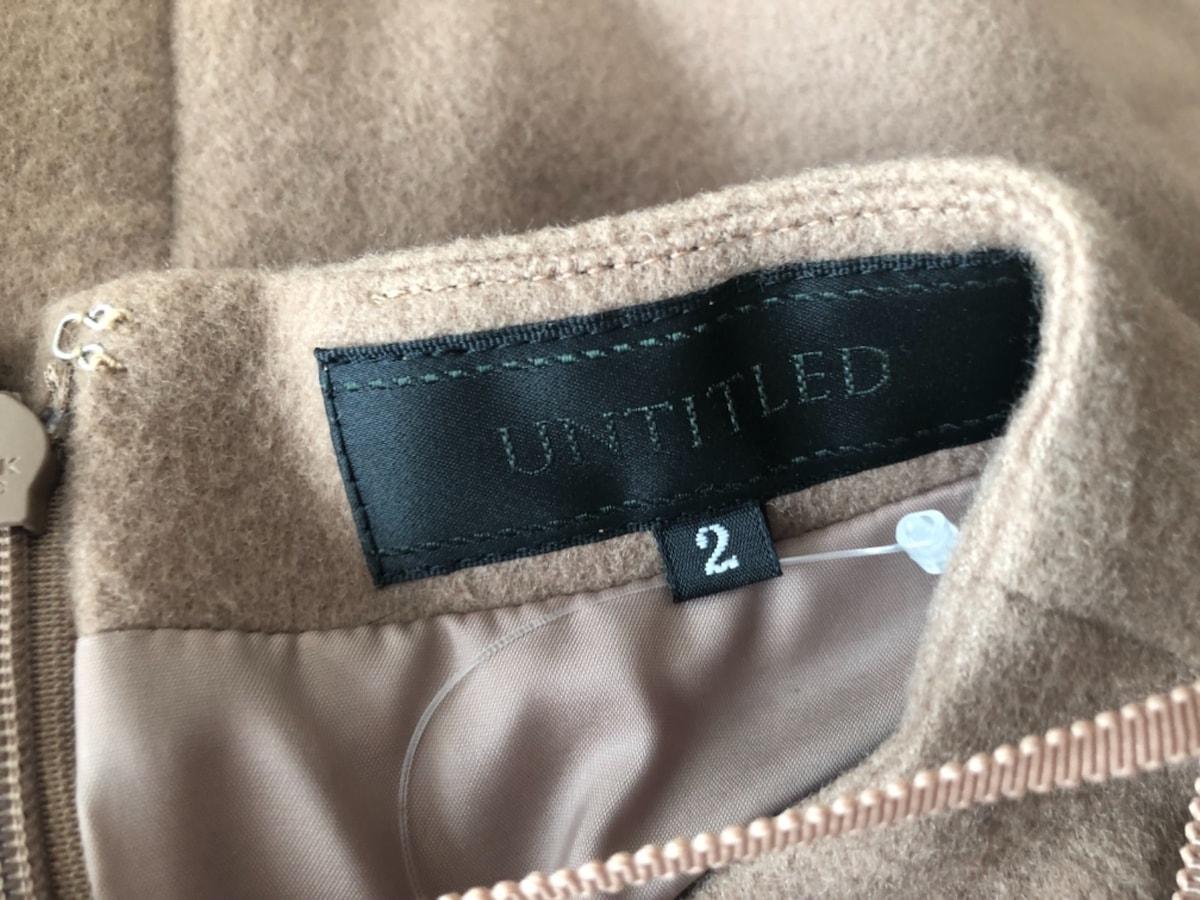 UNTITLED(アンタイトル)のスカートセットアップ