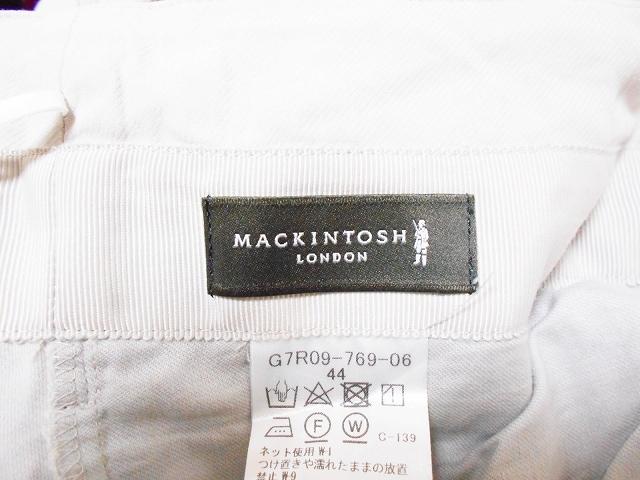 MACKINTOSH(マッキントッシュ)のパンツ