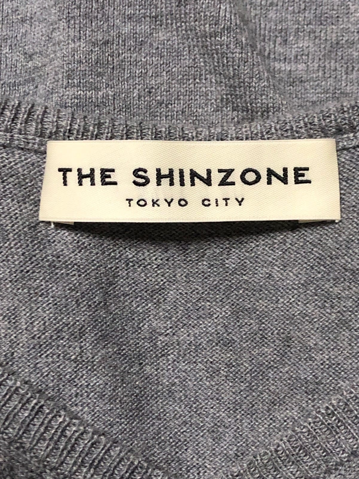 Shinzone(シンゾーン)のカットソー