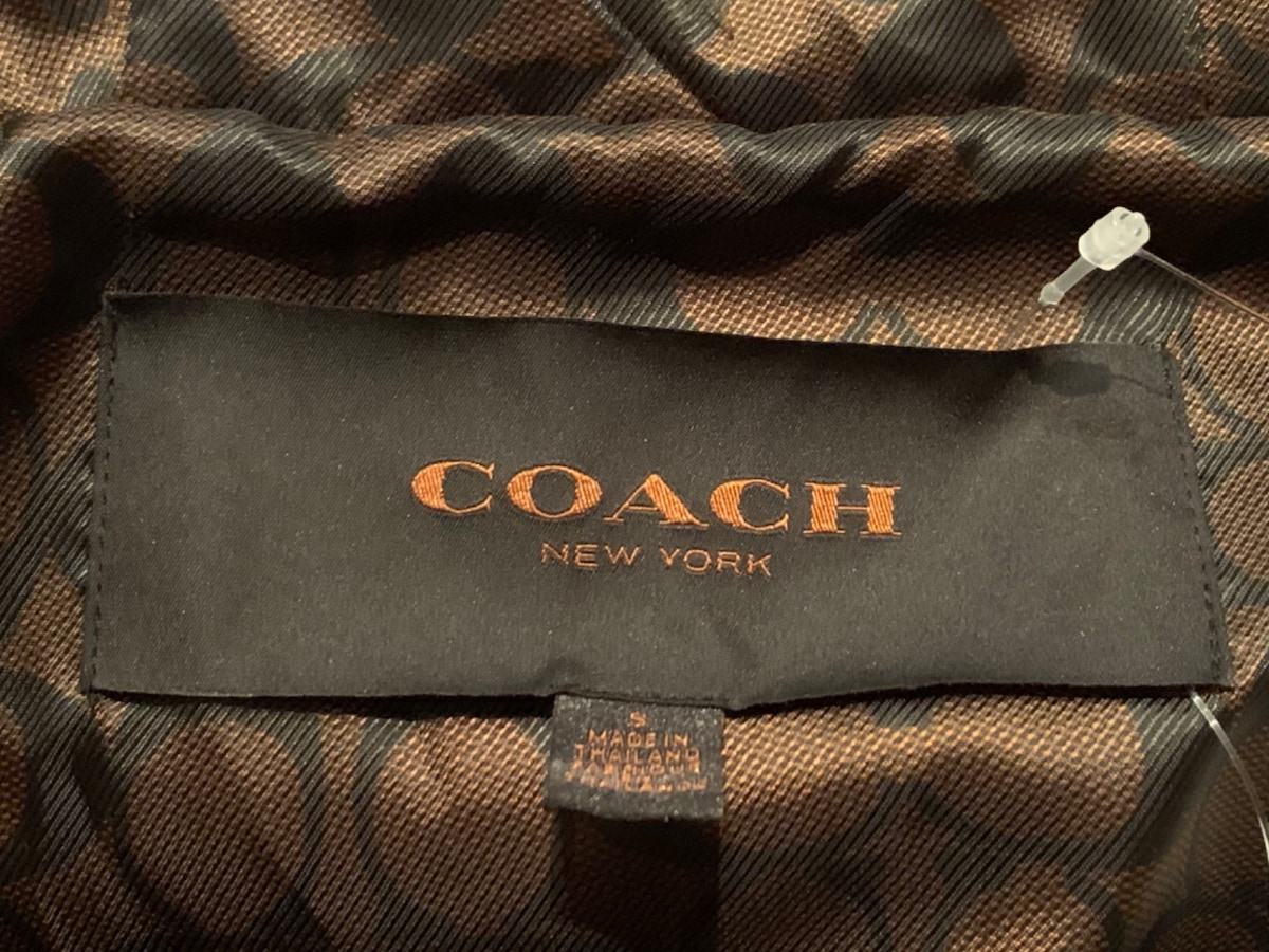 COACH(コーチ)のダウンコート